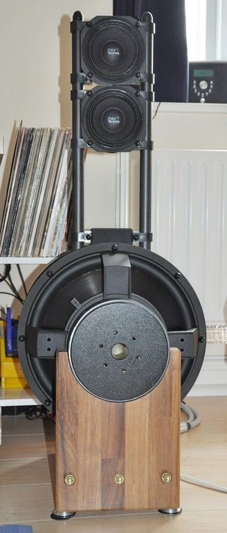 Trans-Fi Audio - OB Speakers